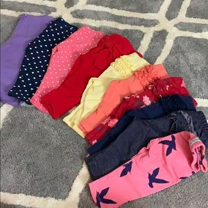 Bundle of 3-6 month or 6 month pants